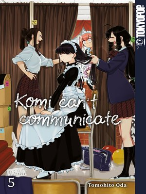 cover image of Komi can't communicate 05