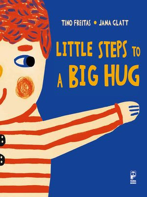 cover image of Little steps to a big hug