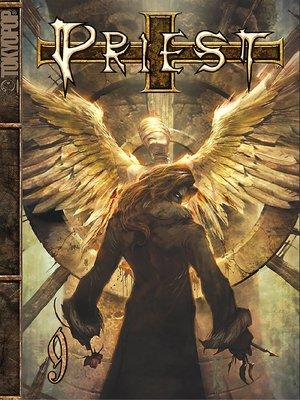 cover image of Priest manga volume 9
