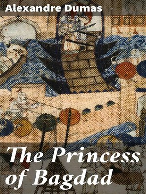 cover image of The Princess of Bagdad