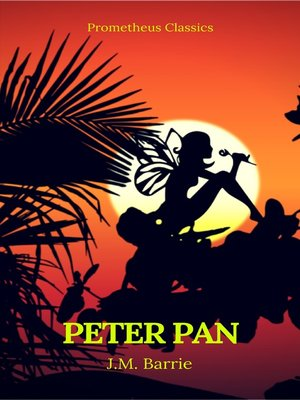 cover image of Peter Pan (Prometheus Classics)