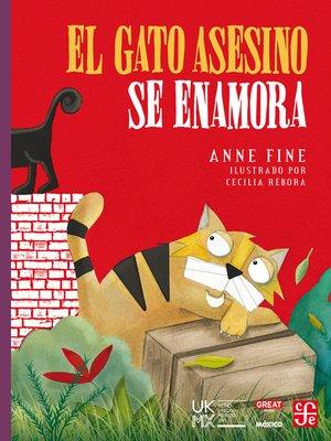 cover image of El gato asesino se enamora