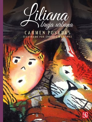 cover image of Liliana bruja urbana