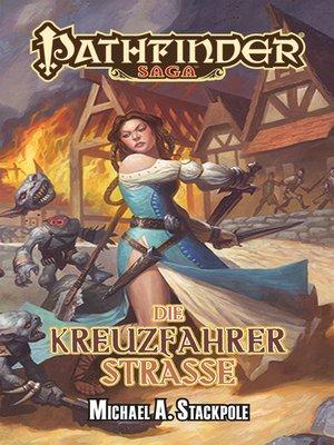 cover image of Die Kreuzfahrerstraße