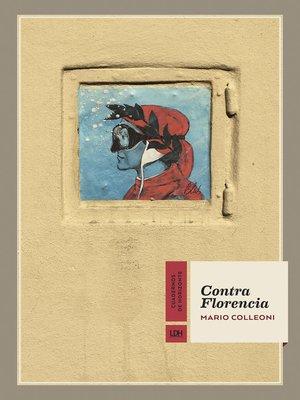 cover image of Contra Florencia