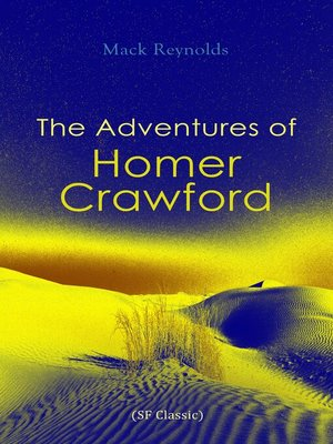 cover image of The Adventures of Homer Crawford (SF Classic)
