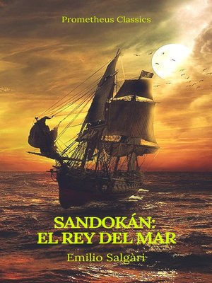 cover image of Sandokán