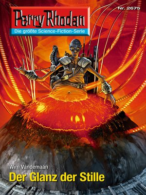 cover image of Perry Rhodan 2675