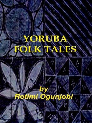 cover image of Yoruba Folk Tales