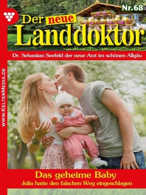 cover image of Der neue Landdoktor 68 – Arztroman