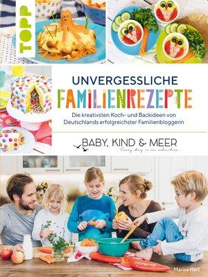 cover image of Unvergessliche Familienrezepte