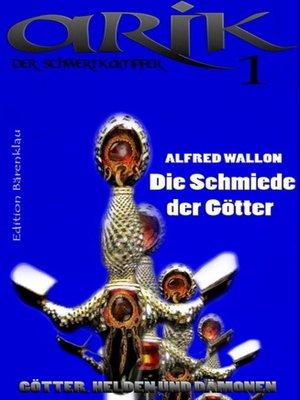cover image of Arik der Schwertkämpfer 1