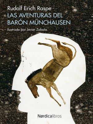 cover image of Las aventuras del Barón Münchausen