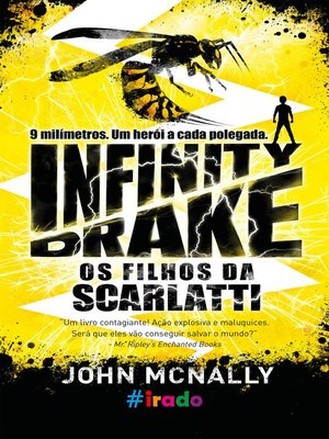 cover image of Infinity Drake