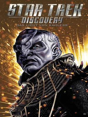 cover image of Star Trek--Discovery Comicband 1