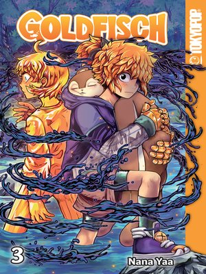 cover image of Goldfisch Volume 3 manga (English)