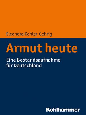 cover image of Armut heute