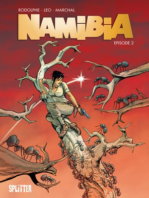 cover image of Namibia. Band 2