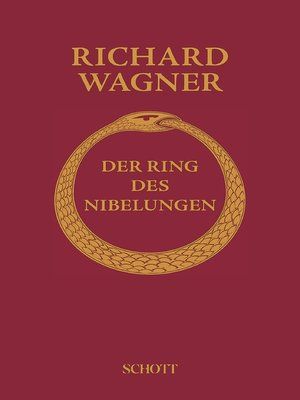 cover image of Der Ring des Nibelungen