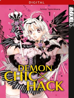 cover image of Demon Chick x Hack 01