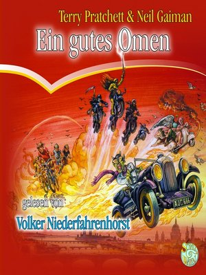 cover image of Ein gutes Omen