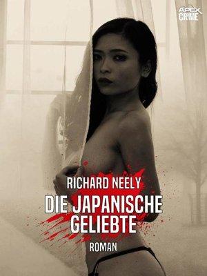cover image of DIE JAPANISCHE GELIEBTE