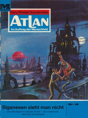 cover image of Atlan 16