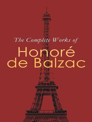 cover image of The Complete Works of Honoré de Balzac