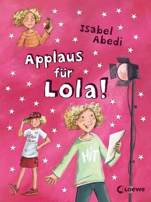 cover image of Applaus für Lola!