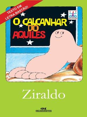 cover image of O calcanhar do Aquiles