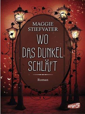 cover image of Wo das Dunkel schläft