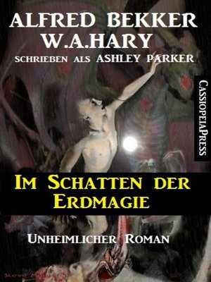 cover image of Ashley Parker--Im Schatten der Erdmagie