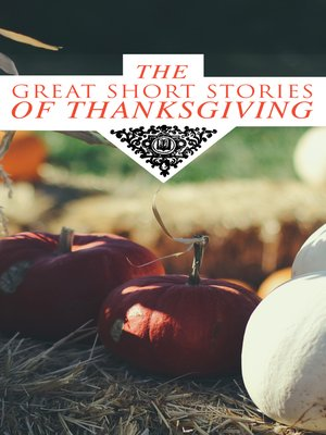 cover image of The Great Short Stories of Thanksgiving