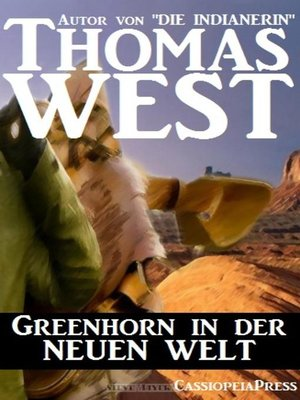 cover image of Greenhorn in der neuen Welt