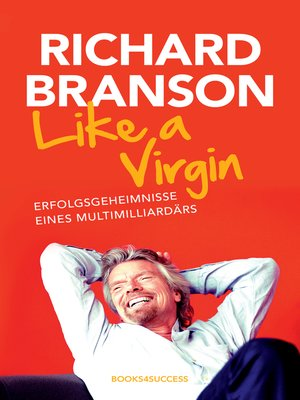 cover image of Like a Virgin