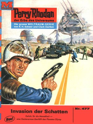 cover image of Perry Rhodan 477