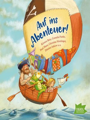 cover image of Auf ins Abenteuer!