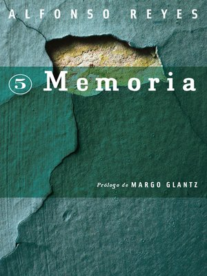 cover image of Memoria