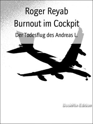 cover image of Burnout im Cockpit