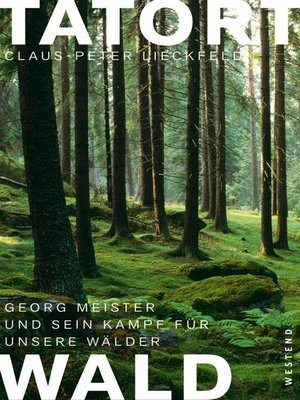 cover image of Tatort Wald