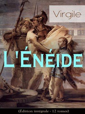 cover image of L'Énéide (Édition intégrale--12 tomes)