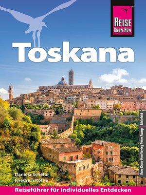 cover image of Reise Know-How Reiseführer Toskana