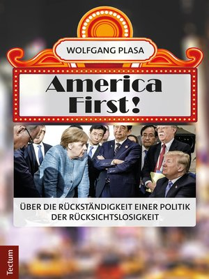 cover image of America First!