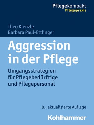 cover image of Aggression in der Pflege