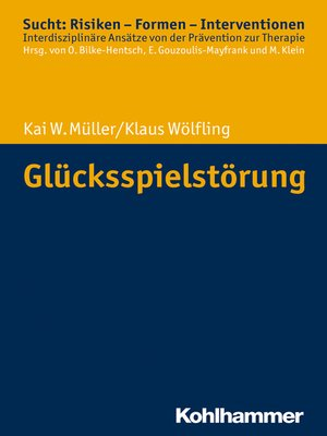 cover image of Glücksspielstörung