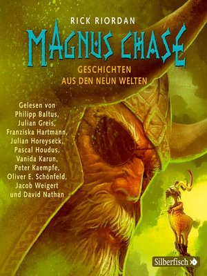 cover image of Geschichten aus den neun Welten