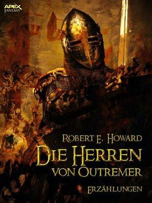 cover image of DIE HERREN VON OUTREMER