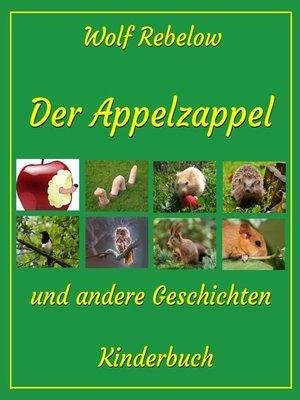 cover image of Der Appelzappel und andere Geschichten