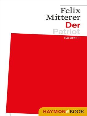 cover image of Der Patriot