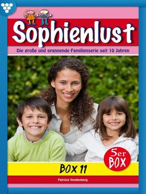 cover image of Sophienlust Box 11 – Familienroman